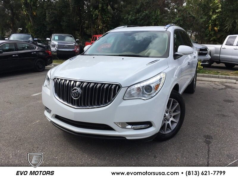 2017 Buick Enclave Leather Seffner FL