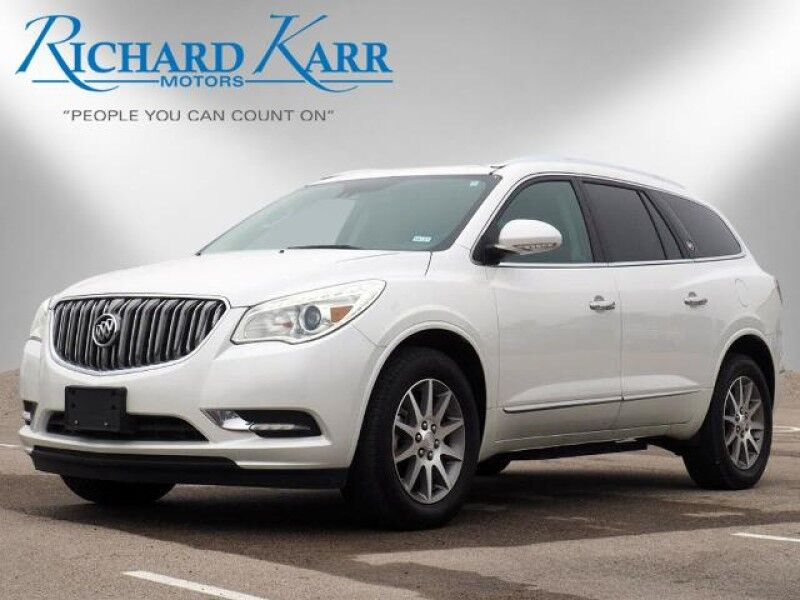 2017 Buick Enclave Leather Waco TX