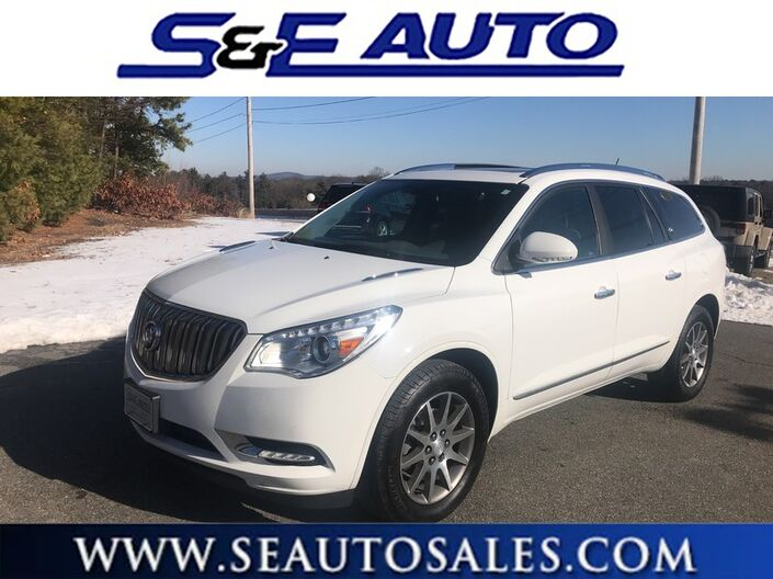 2017 Buick Enclave Leather Weymouth MA