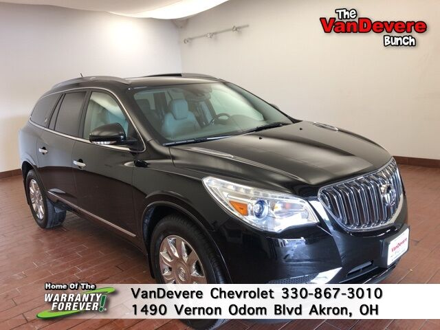 2017 Buick Enclave Premium Group Akron OH