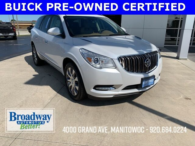 2017 Buick Enclave Premium Group Manitowoc WI