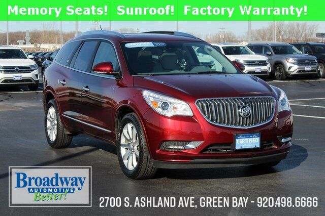 2017 Buick Enclave Premium Group Green Bay WI
