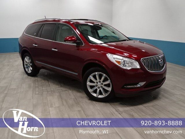 2017 Buick Enclave Premium Group Plymouth WI