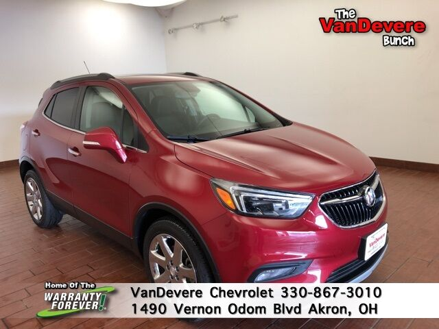2017 Buick Encore Essence Akron OH