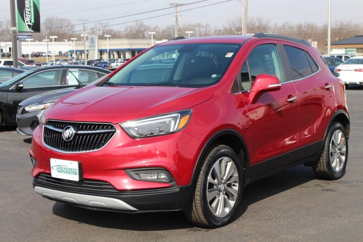 2017 Buick Encore Essence Fort Wayne Auburn and Kendallville IN
