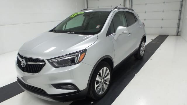 2017 Buick Encore FWD 4dr Essence Manhattan KS