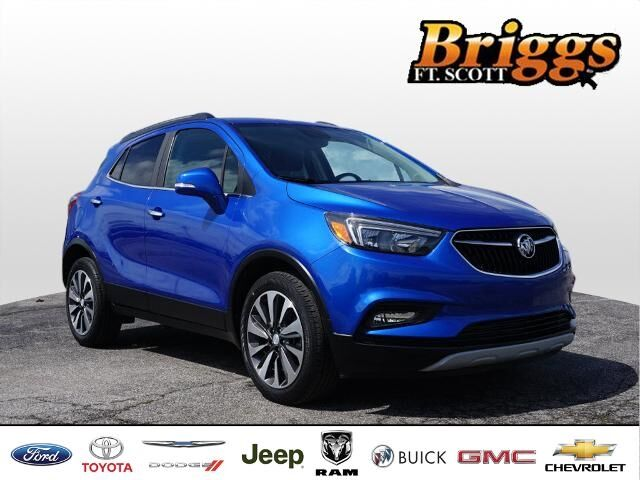 2017 Buick Encore FWD 4dr Preferred II Fort Scott KS