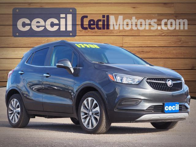 2017 Buick Encore Preferred  TX