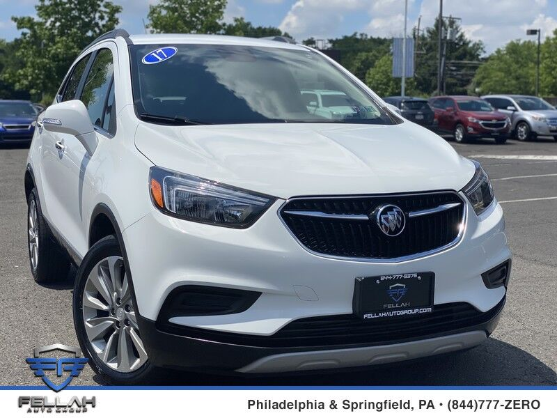 2017 Buick Encore Preferred Bristol  PA
