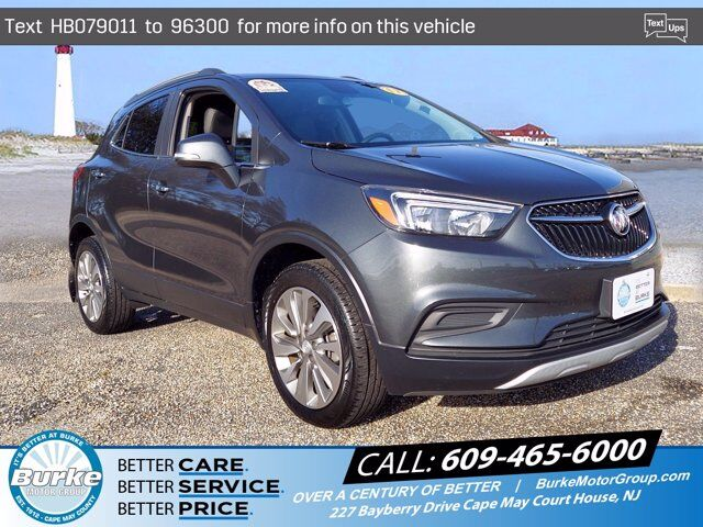 2017 Buick Encore Preferred Cape May Court House NJ