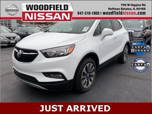 2017_Buick_Encore_Preferred II_ Hoffman Estates IL