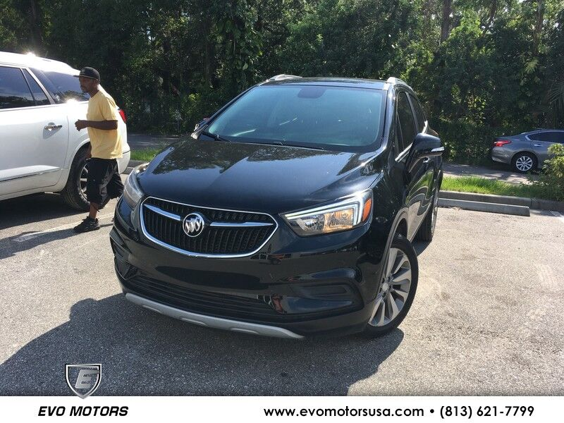 2017 Buick Encore Preferred Seffner FL
