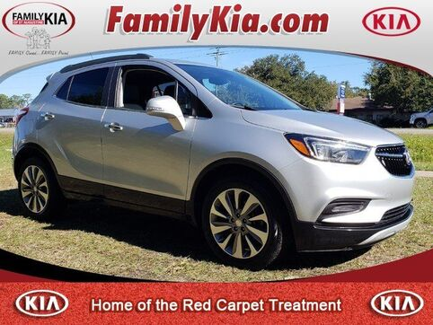 2017_Buick_Encore_Preferred_ St. Augustine FL