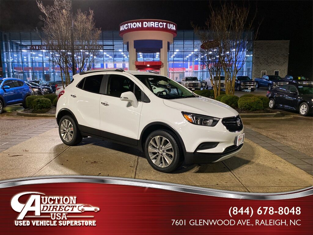 2017 Buick Encore Preferred Raleigh NC