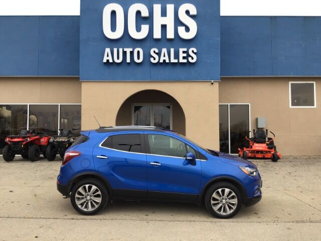 2017 Buick Encore Premium AWD Perryville MO