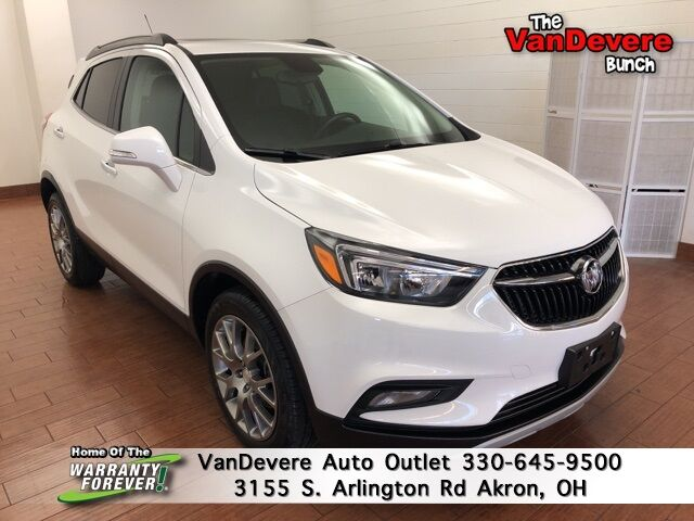 2017 Buick Encore Sport Touring Akron OH
