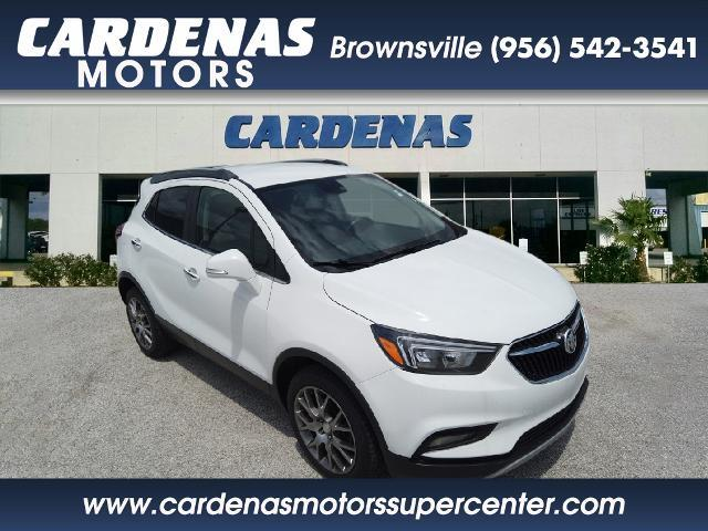 2017 Buick Encore Sport Touring Brownsville TX