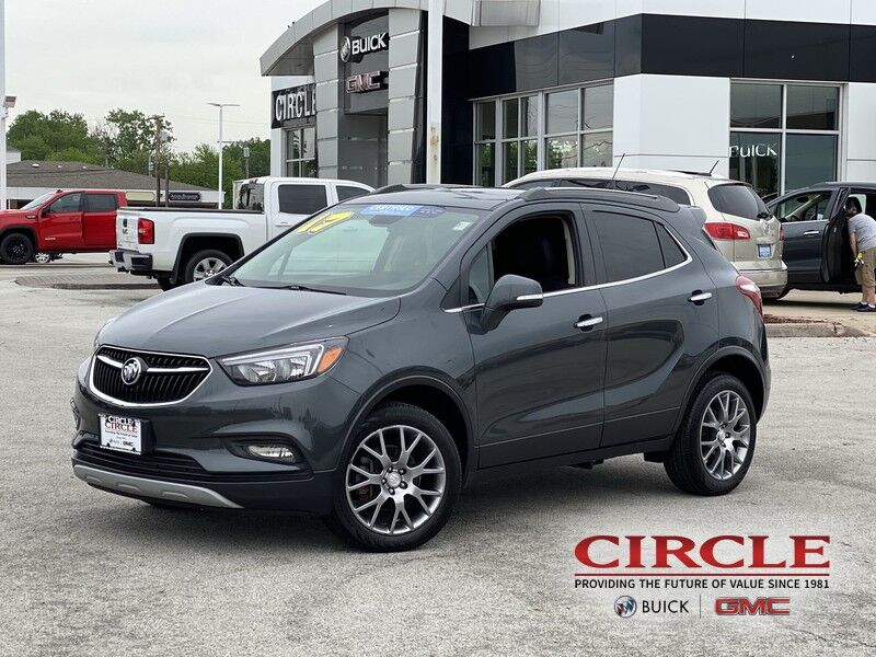 2017 Buick Encore Sport Touring Highland IN