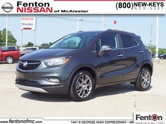 2017_Buick_Encore_Sport Touring_ McAlester OK