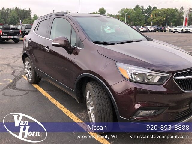 2017 Buick Encore Sport Touring Plymouth WI