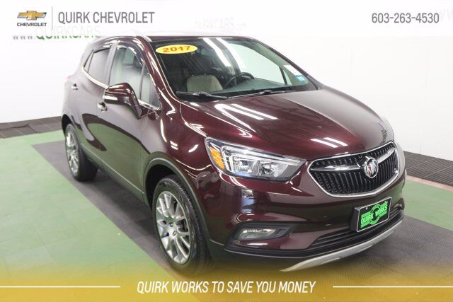 2017 Buick Encore Sport Touring Manchester NH