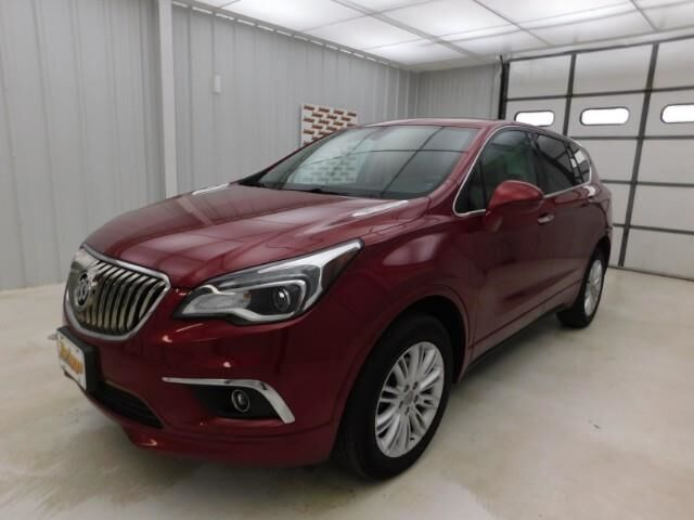 2017 Buick Envision AWD 4dr Preferred Manhattan KS