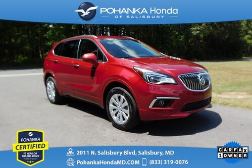 2017_Buick_Envision_Essence AWD ** Pohanka Certified 10 Year / 100,000  **_ Salisbury MD
