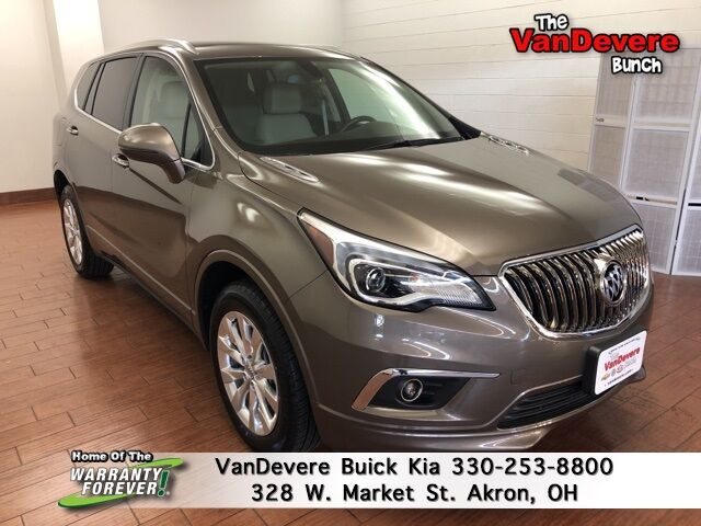 2017 Buick Envision Essence Akron OH