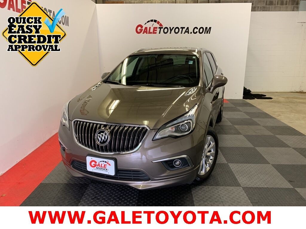 2017 Buick Envision Essence Enfield CT