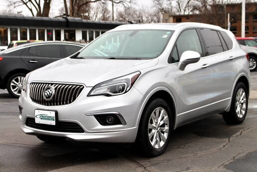 2017 Buick Envision Essence Fort Wayne Auburn and Kendallville IN