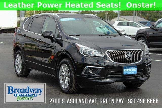 2017 Buick Envision Essence Green Bay WI