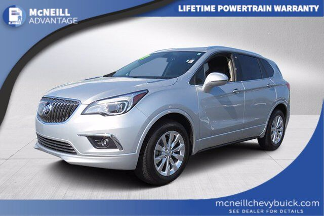 2017 Buick Envision Essence High Point NC