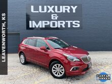 2017_Buick_Envision_Essence_ Leavenworth KS
