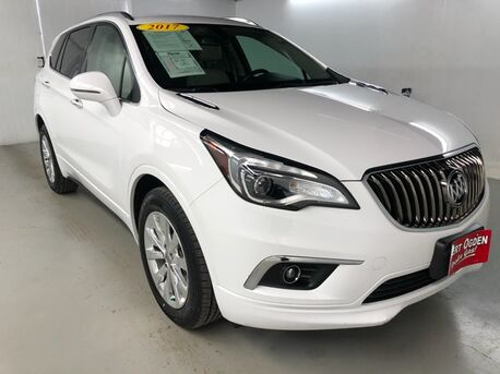 2017_Buick_Envision_Essence_ Mercedes TX