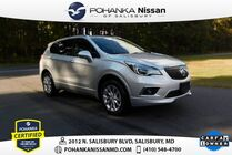 2017 Buick Envision Essence Pohanka Certified