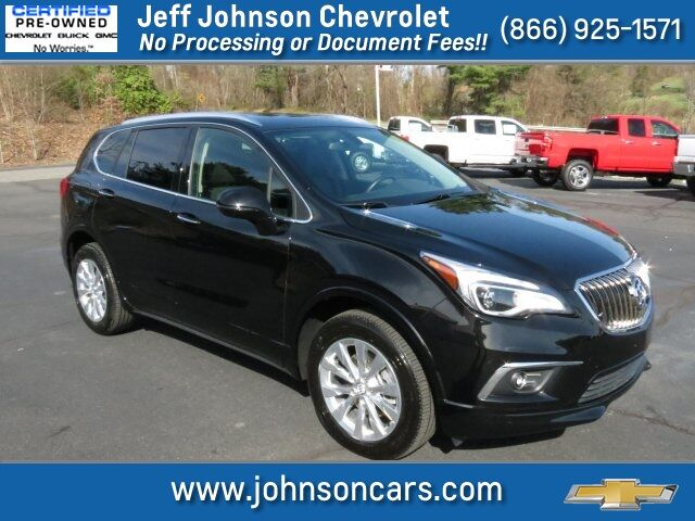2017 Buick Envision Essence Woodlawn VA