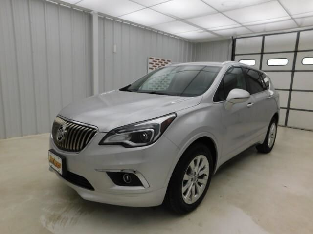 2017 Buick Envision FWD 4dr Essence Manhattan KS
