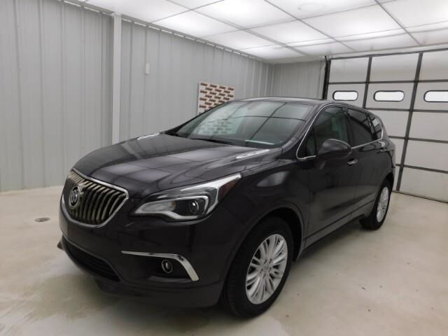 2017 Buick Envision FWD 4dr Preferred Manhattan KS
