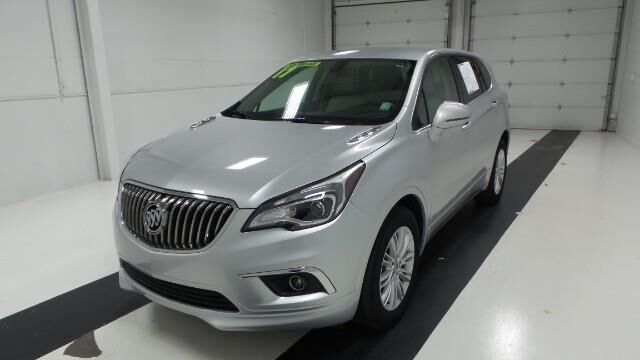 2017 Buick Envision FWD 4dr Preferred Topeka KS