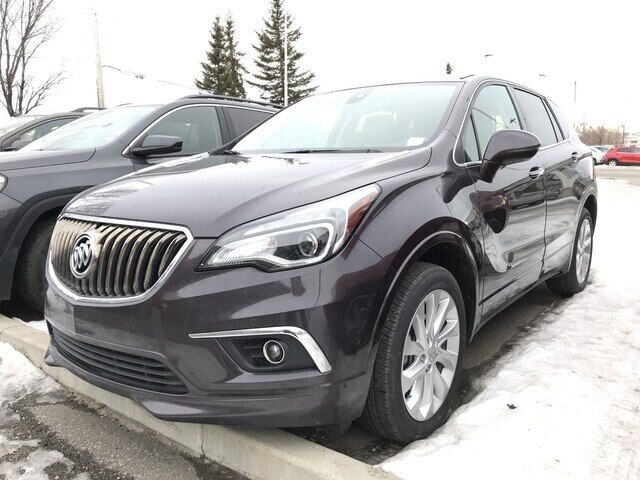 2017 Buick Envision PREMIUM-AWD-2.0L TURBO-HEATED SEATS-CAMERA Calgary AB