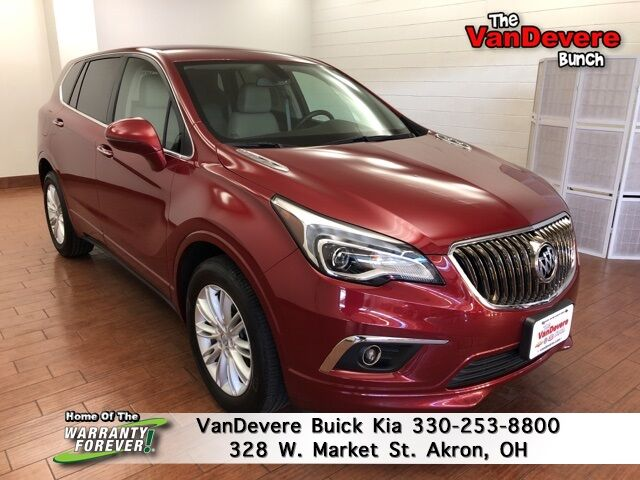 2017 Buick Envision Preferred Akron OH
