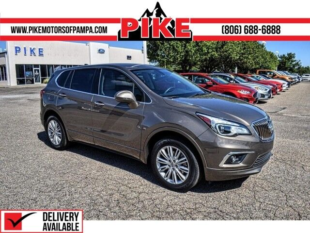 2017 Buick Envision Preferred Amarillo TX