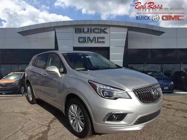 2017 buick envision preferred centerville oh 20073403 for Bob ross mercedes benz