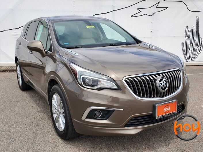 2017 Buick Envision Preferred El Paso TX