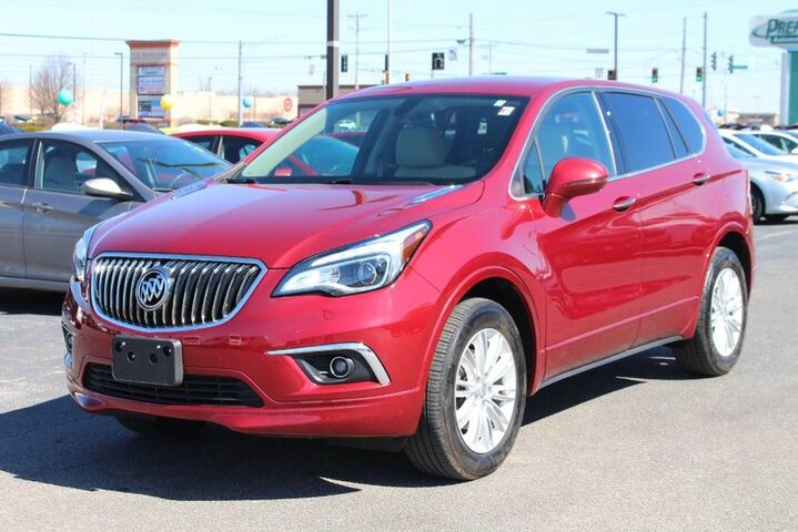 2017 Buick Envision Preferred Fort Wayne Auburn and Kendallville IN