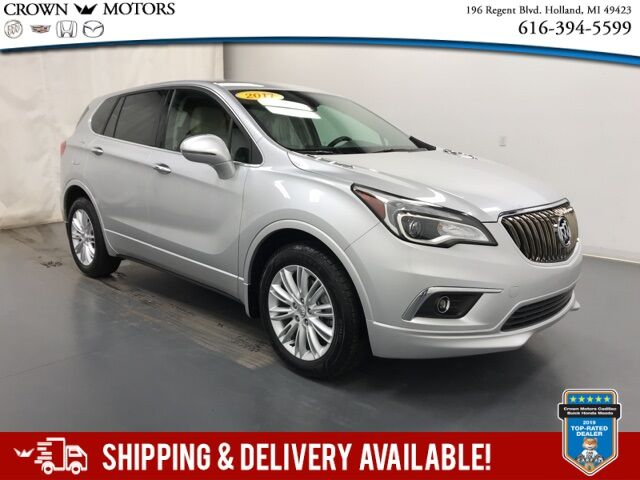 2017 Buick Envision Preferred Holland MI