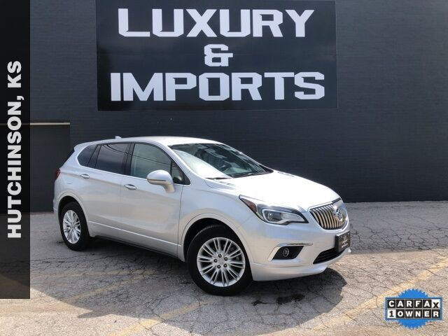 2017 Buick Envision Preferred Hutchinson KS