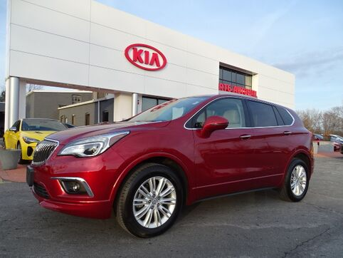 2017_Buick_Envision_Preferred_ Swansea MA