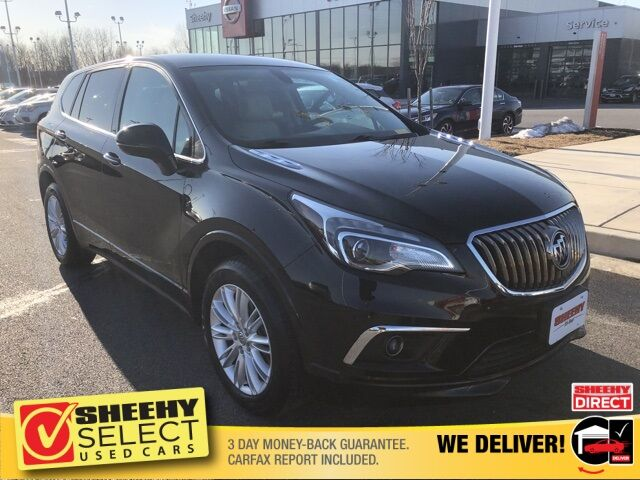 2017 Buick Envision Preferred White Marsh MD