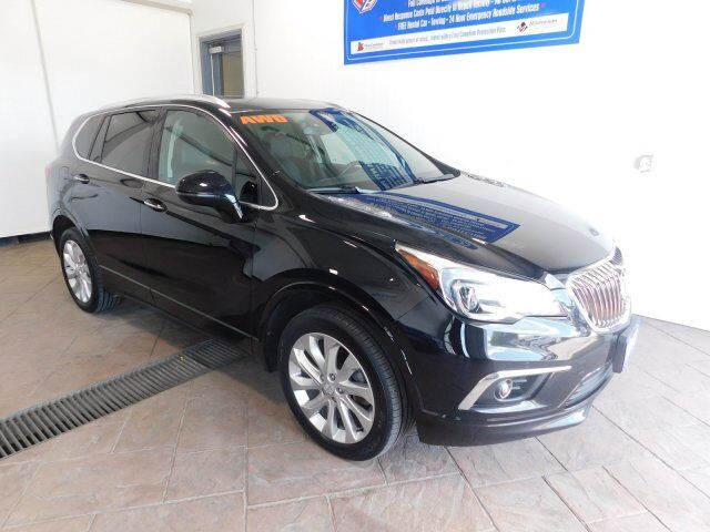 2017 Buick Envision Premium *AWD* LEATHER SUNROOF Listowel ON